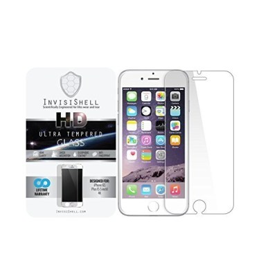 5. InvisiShell Ultra Tempered Glass Screen Protector