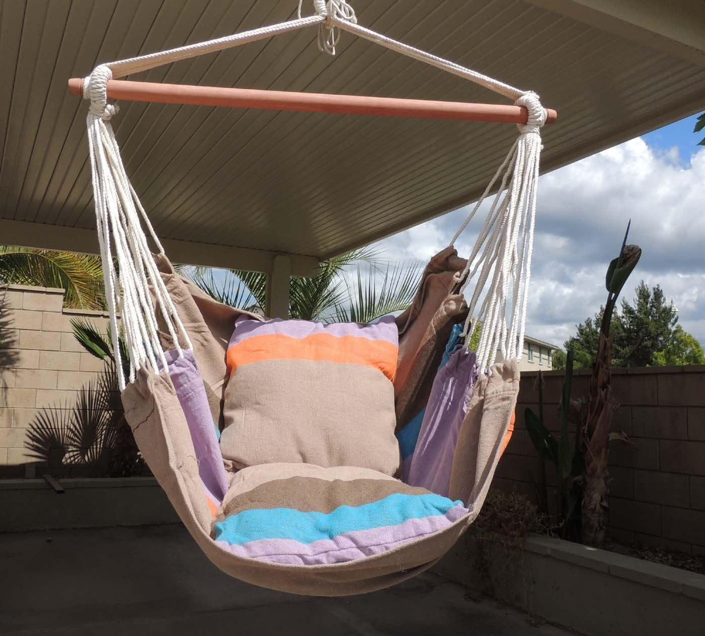 hanging sky chair taupe accent 30th birthday gifts for sister 2018