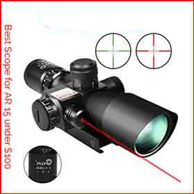 CVLIFE Red Green Illuminated Scope