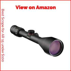 Best Budget Scope For AR15 Under $100