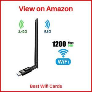 TECHKEY-1200Mbps-Wifi-Card