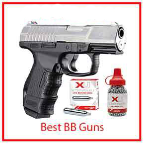 Walther CP99 compact CO2 BB air Gun