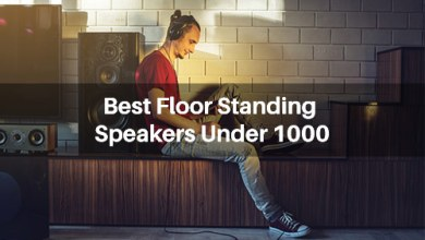 Photo of Best Floor Standing Speakers Under 1000 2020 Review/Buyers Guides