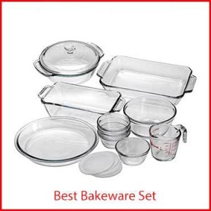 Anchor Hocking Oven Basics Glass Bakeware Set