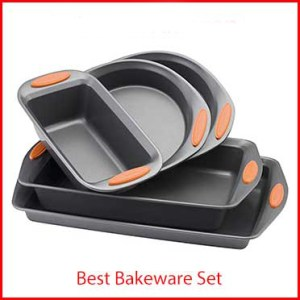 Rachael Ray 55673 Nonstick Bakeware Set