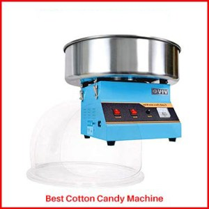 VIVO Blue Electric Commercial Cotton Candy Machines