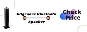 GOgroove Bluetooth Floor Standing Speakers under 500