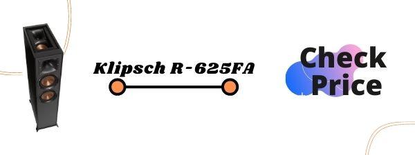 Klipsch R-625FA