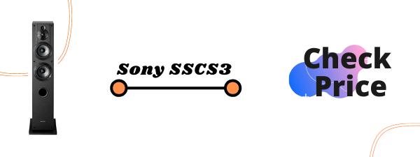 Sony SSCS3 speaker