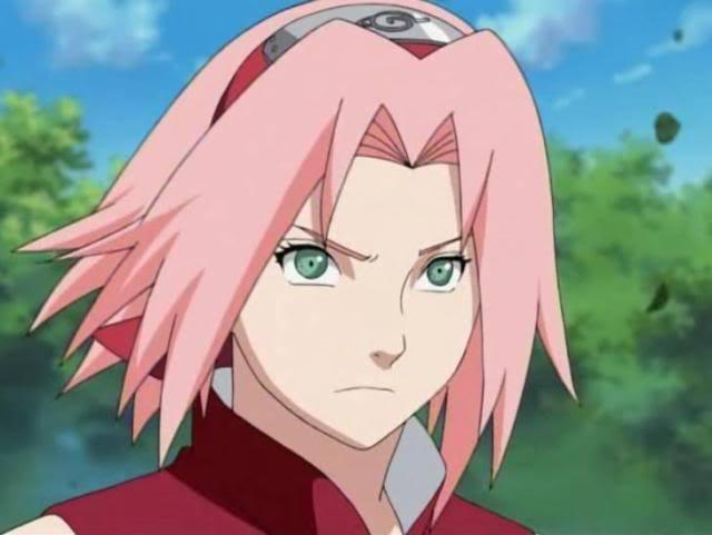 Sakura Haruno in Naruto Series, 2002-17