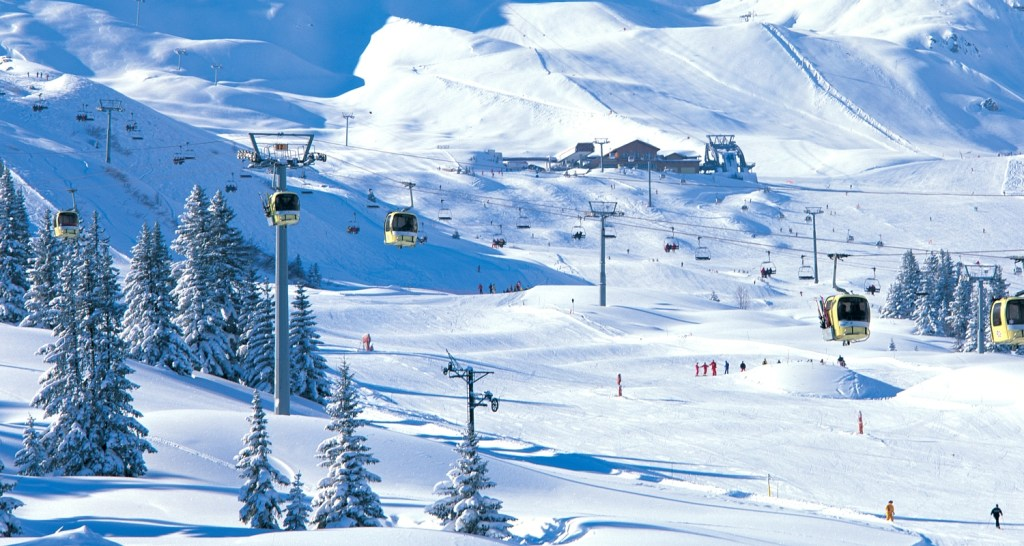 top 10 ski resorts