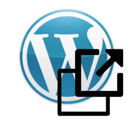 WordPress External Links mit Target = _blank