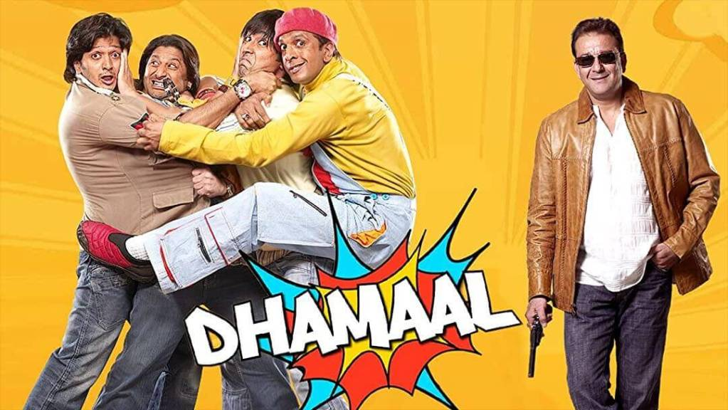 Best Bollywood comedy movies of all time