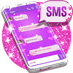 SMS Texting App backgrounds for text messages for android