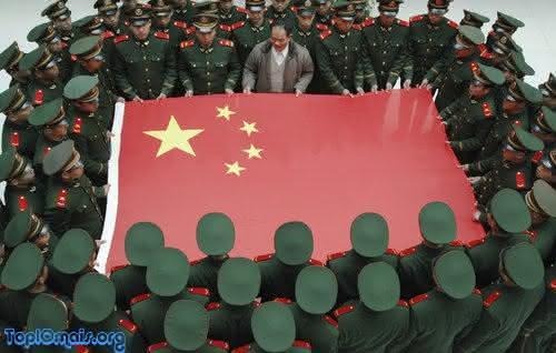 China Top 10 maiores exercitos do mundo
