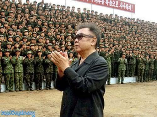 Coreia do norte Top 10 maiores exercitos do mundo