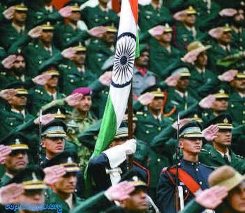 India Top 10 maiores exercitos do mundo