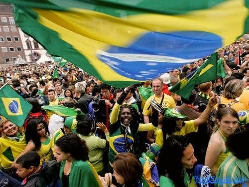 brazil top 10 países mais populosos do mundo