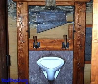 top 10 banheiros mais interessantes