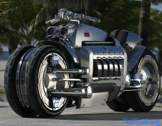 Dodge Tomahawk a moto mais cara do mundo