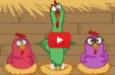 galinha pintadinha entre os videos brasileiros mais visualizados do youtube