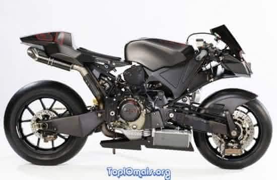 Vyrus-987-C3-4V motor potencia