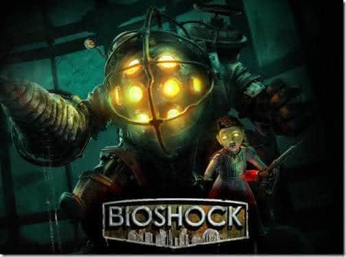 Bioshock entre os melhores jogos para xbox 360