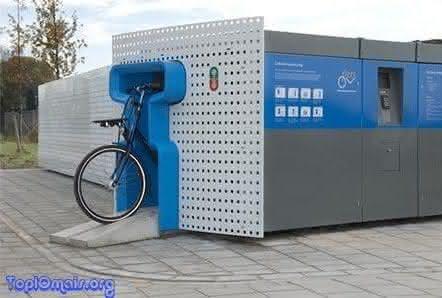 maquina de aluguel de bicicletas