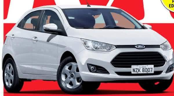 ford ka entre os mais economicos