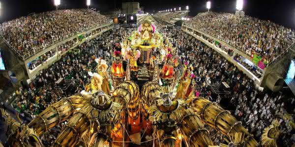 carnaval a terceira maior paixao brasileira