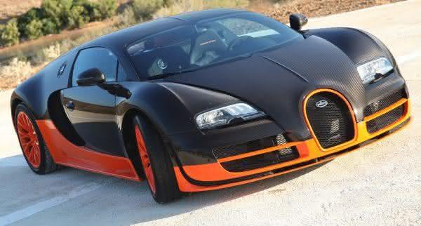 Bugatti Veyron 16 Super Sport