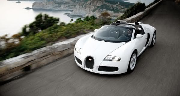 Top 10 carros mais caros do mundo