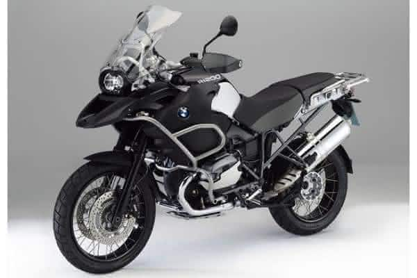 BMW R 1200 GS Triple Black