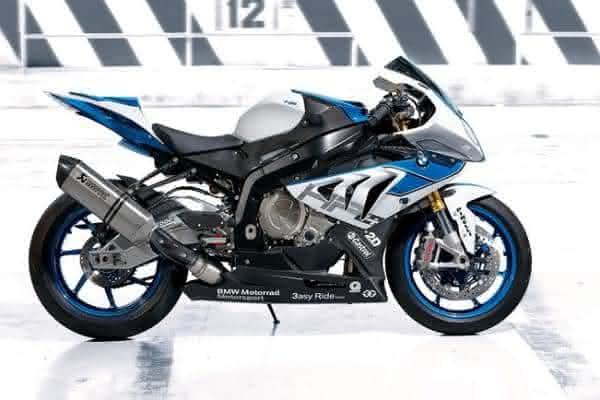 BMW S1000 RR HP4 Competition