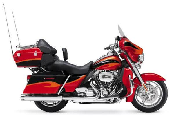 Harley-Davidson Ultra Classic Electra Glide CVO