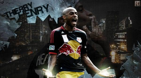 Thierry Henry New York Red Bulls