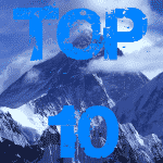 Top 10 montanhas mais altas do mundo 1
