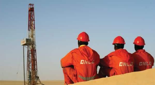 China National Petroleum entre as maiores empresas do mundo