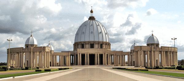 basilica de nossa senhora da paz