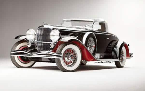 Duesenberg Model J Long-Wheelbase Coupe