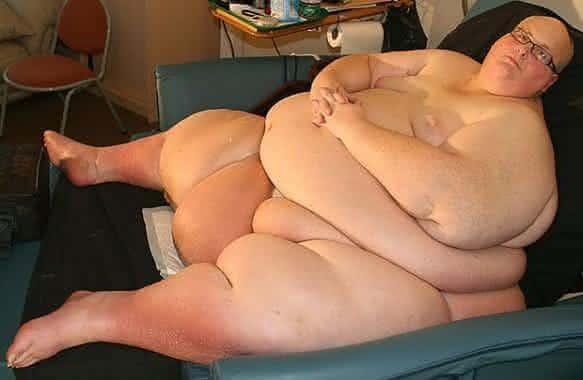 Paul Mason é um dos mais pesados do mundo