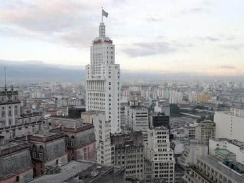 Torre do Banespa edificio Altino Arantes Sao Paulo
