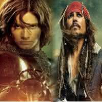 As Cronicas de Narnia Principe Caspian e Piratas do Caribe O Bau da Morte