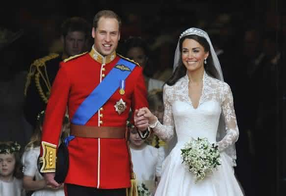 Principe William e Kate Middleton