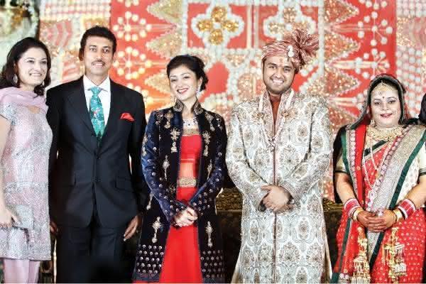 Seemanto Roy e Chandni Toor  Sushanto Roy e Richa Ahuja