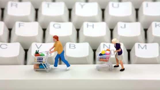 compra se de tudo na internet