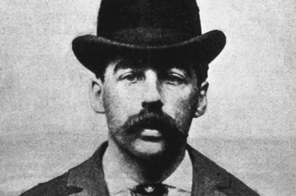 Dr Henry Howard Holmes