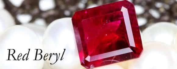 Beryl Red Emerald