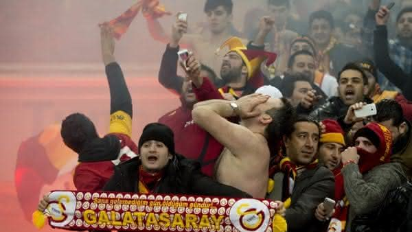 Galatasaray torcida