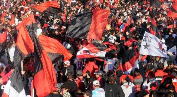 Newells Old Boys torcida